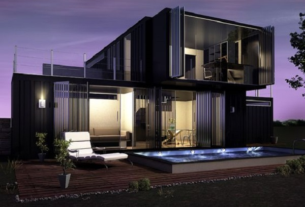 santo engineering shipping container