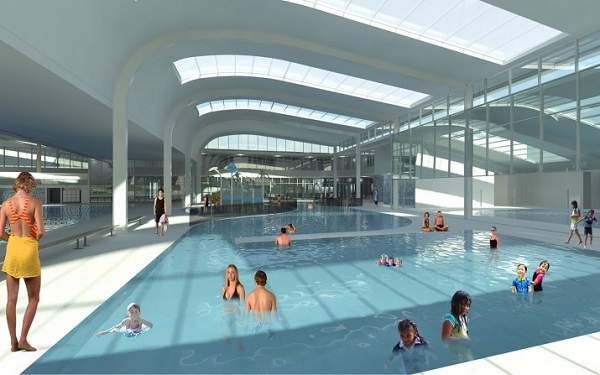santo engineering aquatic centre
