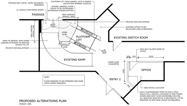 santo engineering TLC noble gardens plan
